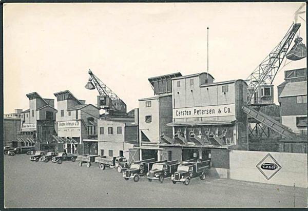 det gamle odense skibhuskvarter
